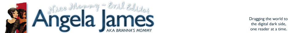 Nice Mommy~Evil Editor