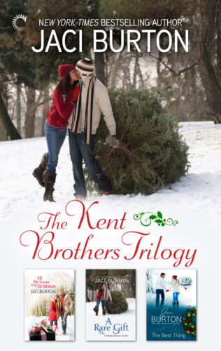 The Kent Brothers Trilogy by Jaci Burton
